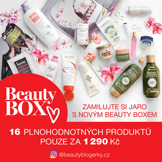 Beauty Box je tu!