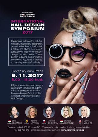 International Nail Design Symposium 2017